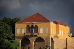 Ливанский дом стоковая фотография rf