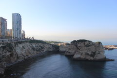 Ливан Бейрут Стоковые Изображения RF