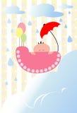 ливень младенца бесплатная иллюстрация