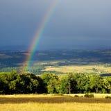 ливень радуги Стоковые Изображения RF