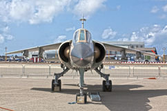 Ливийский Reg 502 миража F1 Военно-воздушных сил стоковое фото rf