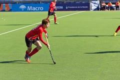 Лига мира хоккея на траве Стоковые Изображения RF