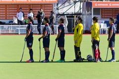 Лига мира хоккея на траве Стоковое Фото