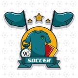 Лига турнира футбола Стоковая Фотография RF