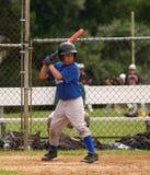 лига batter бейсбола немногая Стоковое Фото