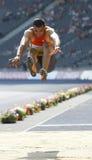 лига istaf berlin атлетики золотистая международная Стоковая Фотография