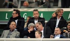 Лига Legia Варшава SSC Неаполь Европы UEFA Стоковые Фотографии RF