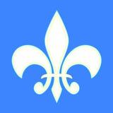 лилия Франции Стоковая Фотография RF