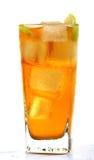 лимонад питья Стоковые Фотографии RF