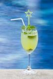 Лимонад, освежение, холодный напиток Стоковая Фотография RF
