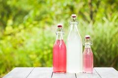Лимонад ягоды Стоковая Фотография