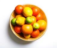 лимонный плодоовощ Стоковая Фотография