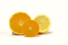 лимоны померанцовые Стоковое Фото