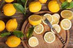 Лимоны Стоковое фото RF