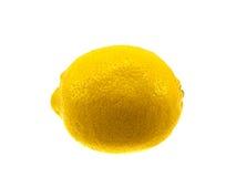 лимон одно Стоковая Фотография RF