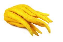 лимон руки buddhas Стоковые Фотографии RF