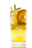 лимон сока стоковое изображение rf
