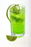 лимон сока Стоковое Фото