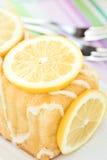 лимон торта Стоковое Изображение RF
