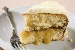 лимон торта Стоковая Фотография RF