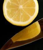 лимон 15 ножей Стоковая Фотография