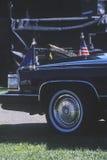 Лимузин президента Bill Clinton президентский Стоковые Фотографии RF