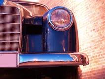лимузин фары Стоковые Фотографии RF