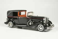 лимузин 1928 cadillac Стоковое Фото