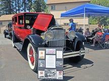 Лимузин Packard Стоковое фото RF