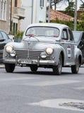 Лимузин 1955 Peugeout 203 Стоковые Изображения RF