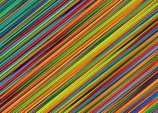 линии абстрактной предпосылки цветастые Стоковое фото RF