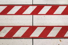 Линии безопасности пола Стоковые Фотографии RF