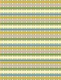 линии блоков Стоковое фото RF