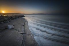 Линии восхода солнца Стоковое Изображение