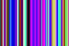 Линии в фиолетовых красочных оттенках, абстрактной текстуре и картине Стоковая Фотография