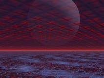 линии действия силы Стоковая Фотография RF
