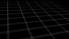 Линии зарева искусства концепции передачи данных двигая видео предпосылки искусства информационной технологии сток-видео