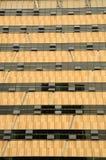 линии здания самомоднейшие формы офиса Стоковые Изображения