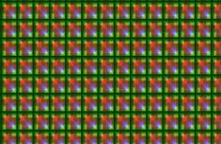Линии и коробки Verticle Стоковая Фотография RF