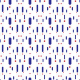 Линии и круги цвета вектора вертикальные Стоковые Фотографии RF