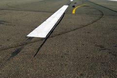 Гудронированное шоссе Стоковые Изображения RF