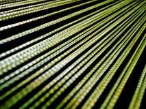 Линии и поток Стоковое Изображение