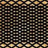 Линии картина золота блестящие раскосные на черной предпосылке классицистическая картина вектор техника eps конструкции 10 предпо Стоковое Фото
