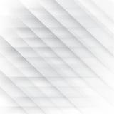 Линии конспекта предпосылки вектора белые Стоковое Изображение RF