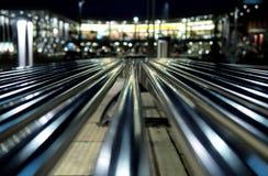 Линии металла Стоковые Фотографии RF