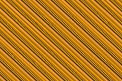 Линии нашивки ребристой предпосылки предпосылки ocher ocher коричневой желтой склонные нервюр параллельные стоковое фото
