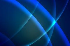 линии предпосылки футуристические неоновые Стоковая Фотография RF