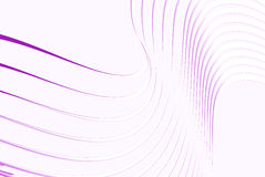 линии розовое тонкое Стоковая Фотография RF