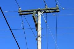 линии связи Стоковые Изображения RF