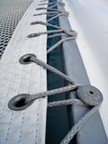 линии сеть Стоковая Фотография